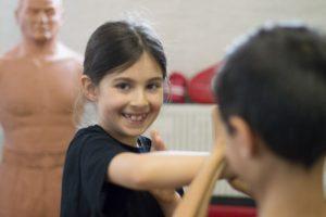 East London Kids Wing Chun Kung Fu