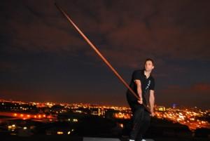 Wing Chun Pole)